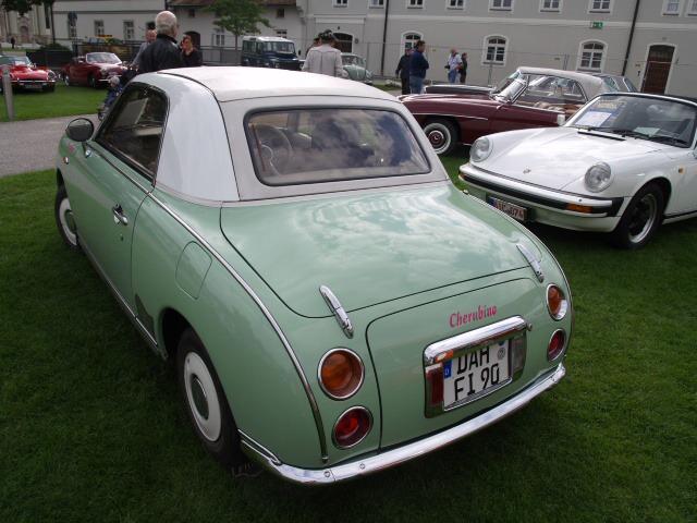 008 Nissan Figaro 1991