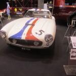 009 Ferrari 250 GT Alluminium Berlinetta Competizione 1960